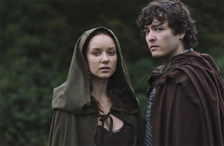 Kara and Mordred