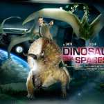 'Dinosaurs on a Spaceship'
