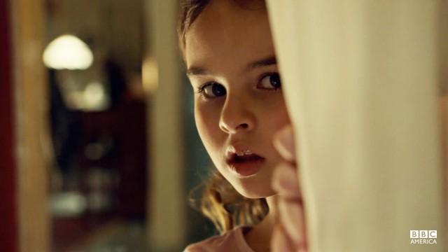 Don't open the door for strangers, Kira.