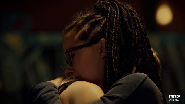 Cosima confides to Delphine that she's sick.