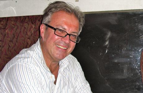 Anthony Freeman, June's Expat of the Month. (Photo: Anthony Freeman)