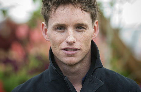 Eddie Redmayne (Rex Features via AP Images)