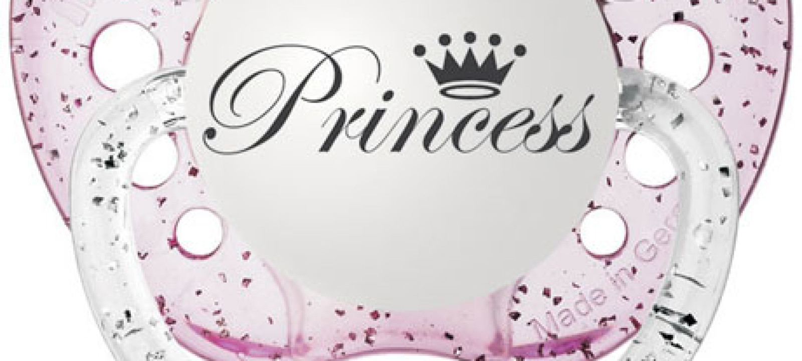 Princess pacifier