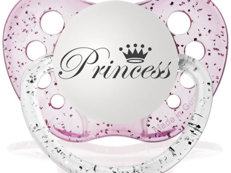 Princess pacifier