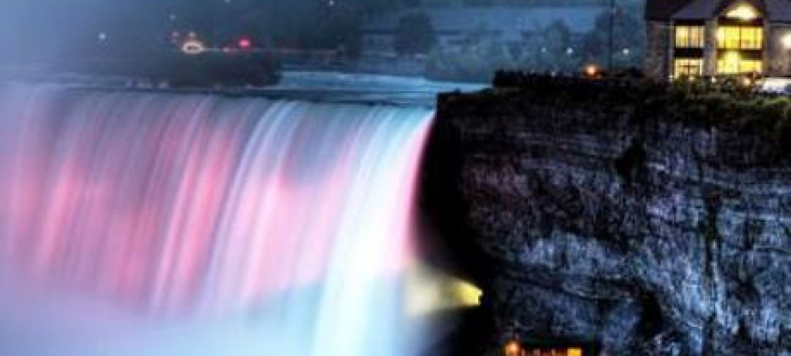 Niagara Falls New Years Eve