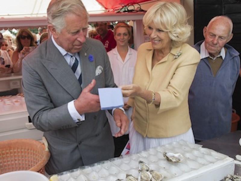 Royal visit to kent