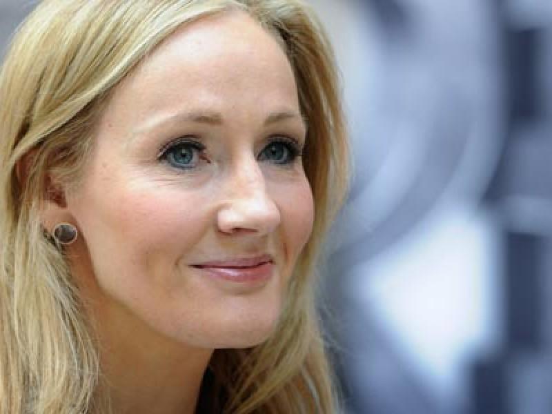 J.K. Rowling announces Pottermore