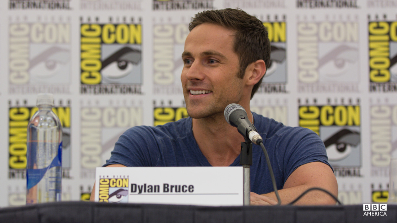 "Dylan Bruce said he thinks that Paul is still coping with the aftermath of Beth's suicide.  ""His morals are very compromised in the show. I think they'll take him somewhere very interesting next year."""