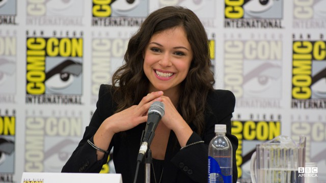 "Tatiana Maslany liked the challenge of acting as so many characters (and acting as those characters acting as other characters), but said, ""I went into hiding after we finished shooting, because I was exhausted."""