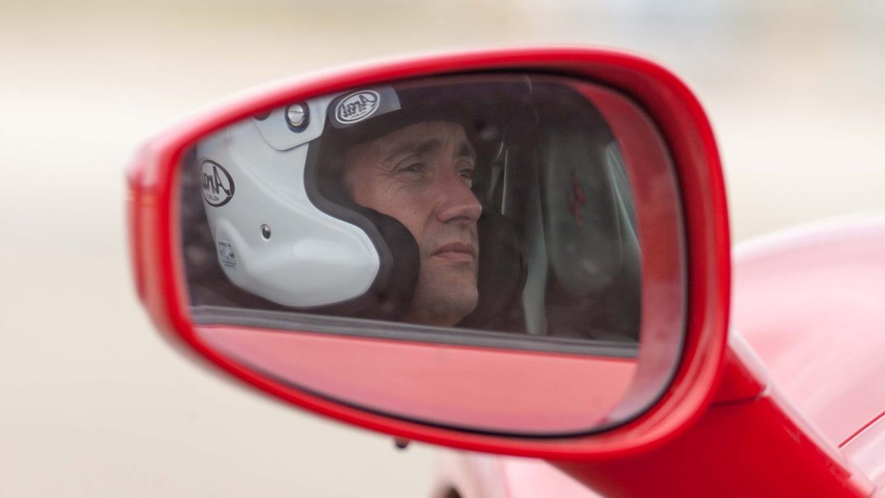 Richard Hammond in the Ferrari 458 Spider in Spain