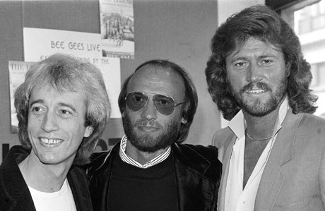 The Bee Gees (PA Wire)