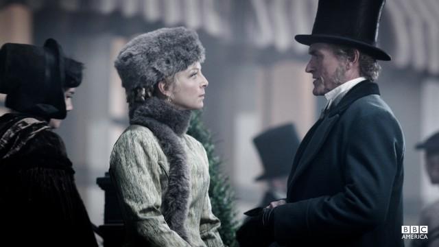 Elizabeth seeks Norbert's help.