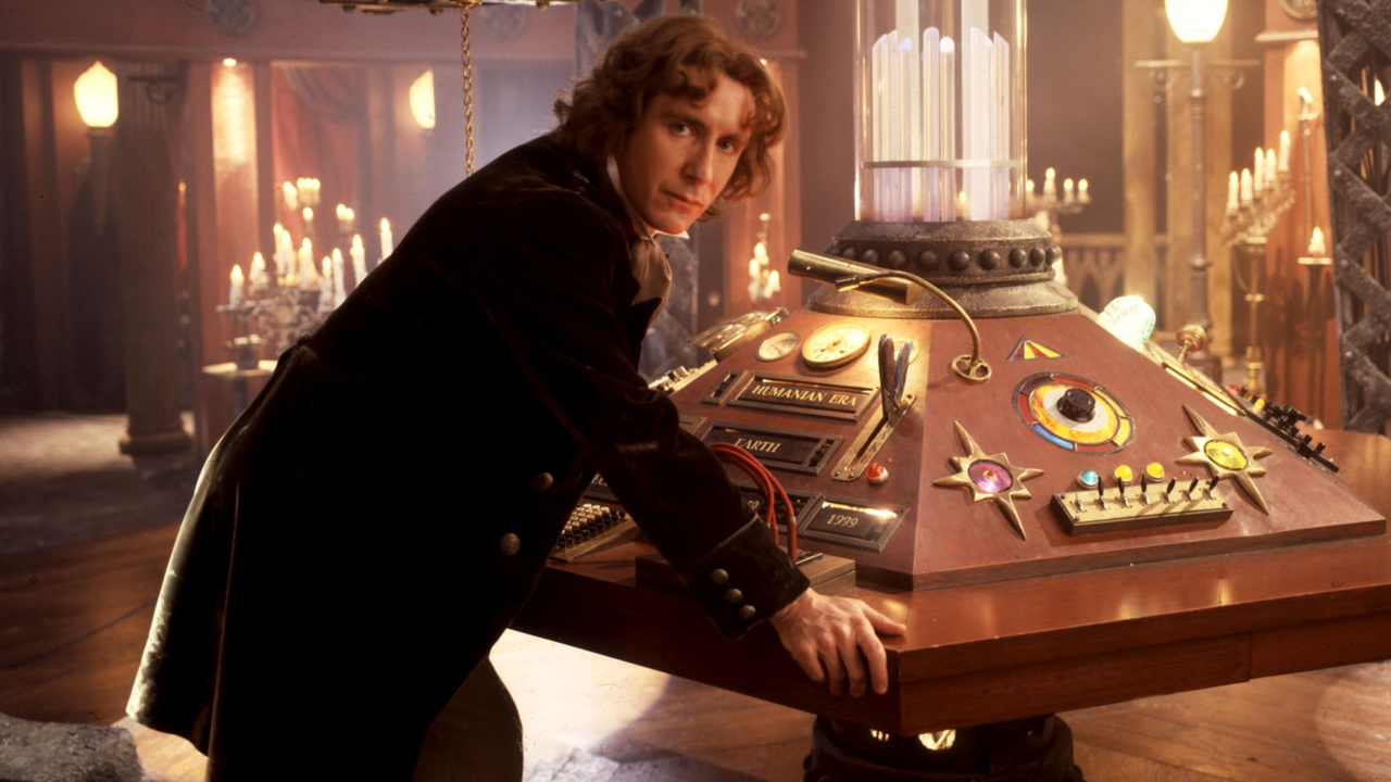 """The universe hangs by such a delicate thread of coincidences, it's useless to meddle with it. Unless, like me, you're a Time Lord."" (""Doctor Who"" TV Movie)"