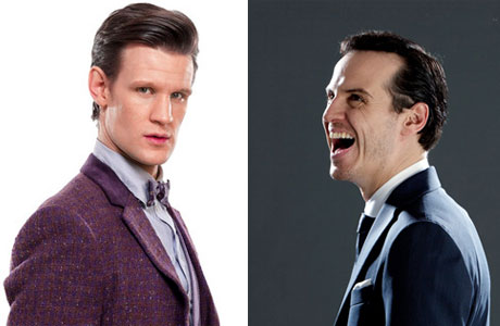 The Doctor and Moriarty