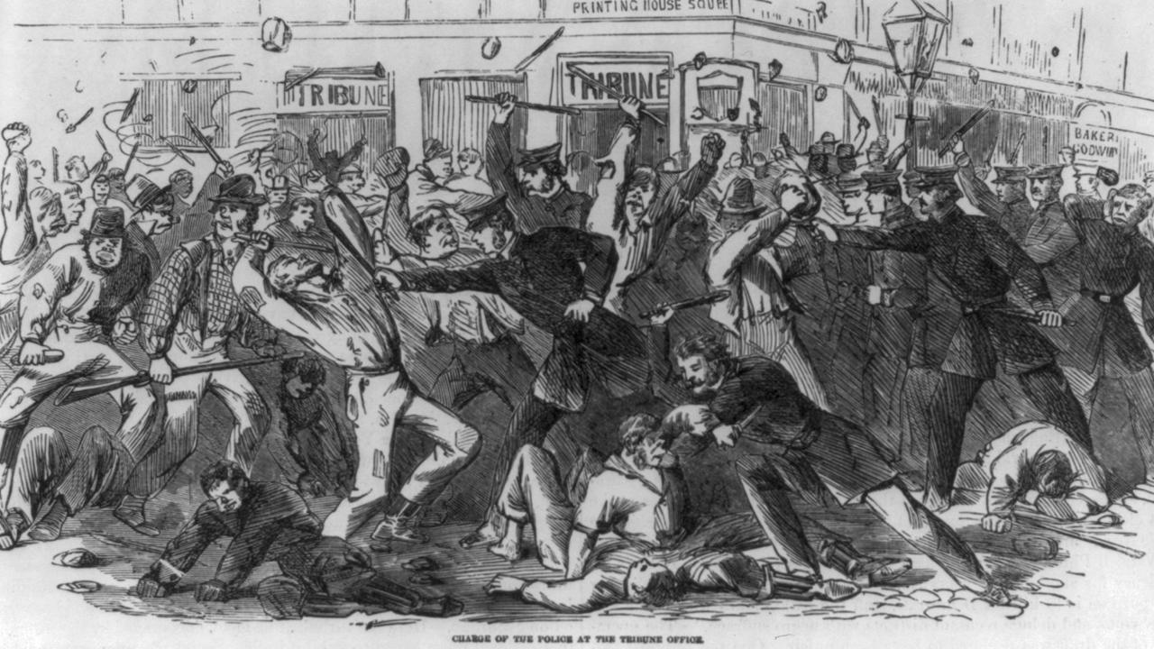 1863 Draft Riots