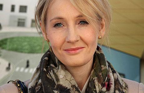 JK Rowling (AP Images)