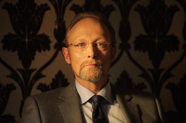 Lars Mikkelsen in 'Sherlock'