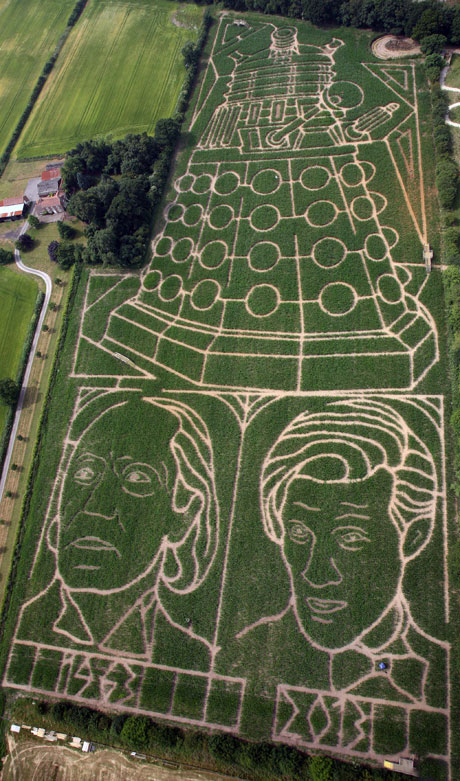 York Maze (Rex Features via AP Images)