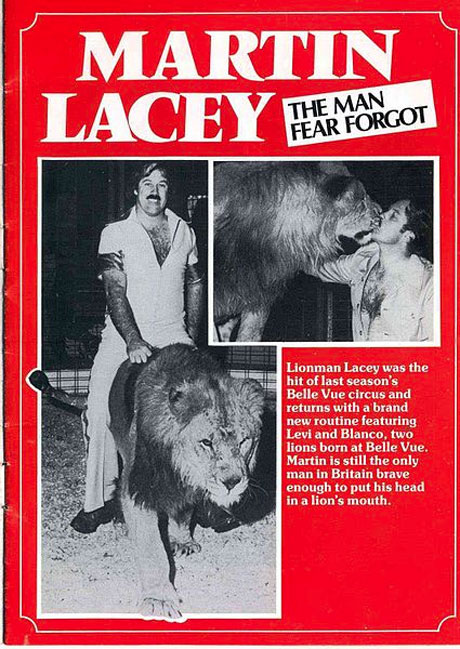 Martin Lacey