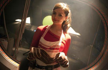 Oswin Oswald (Oven gloves and pinny a must)