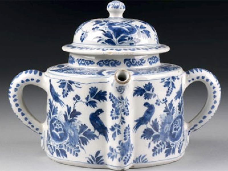 A Posset pot