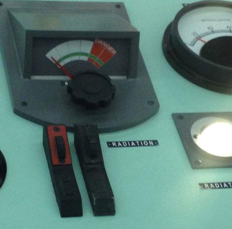 Radion gauge