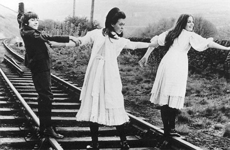 The Railway Children (don't try this at... well not HOME, obviously)