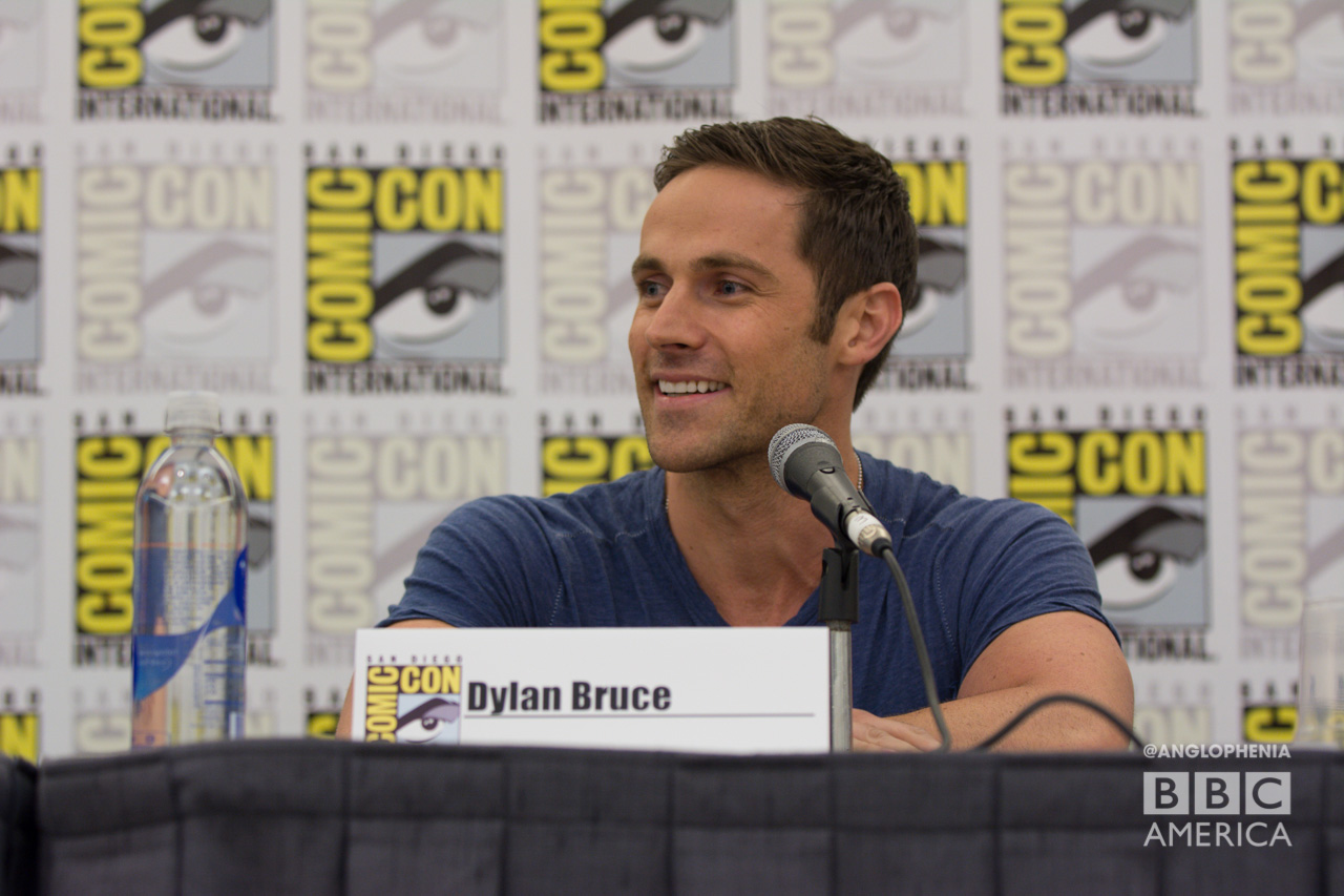 Dylan Bruce (Photo: Dave Gustav Anderson)
