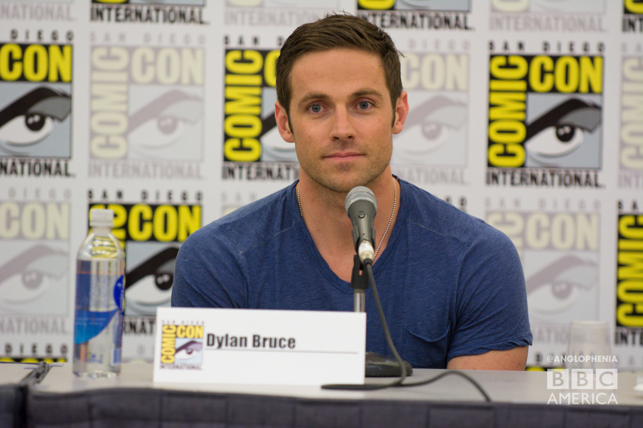 Paul from 'Orphan Black': actor Dylan Bruce. (Photo: Dave Gustav Anderson)