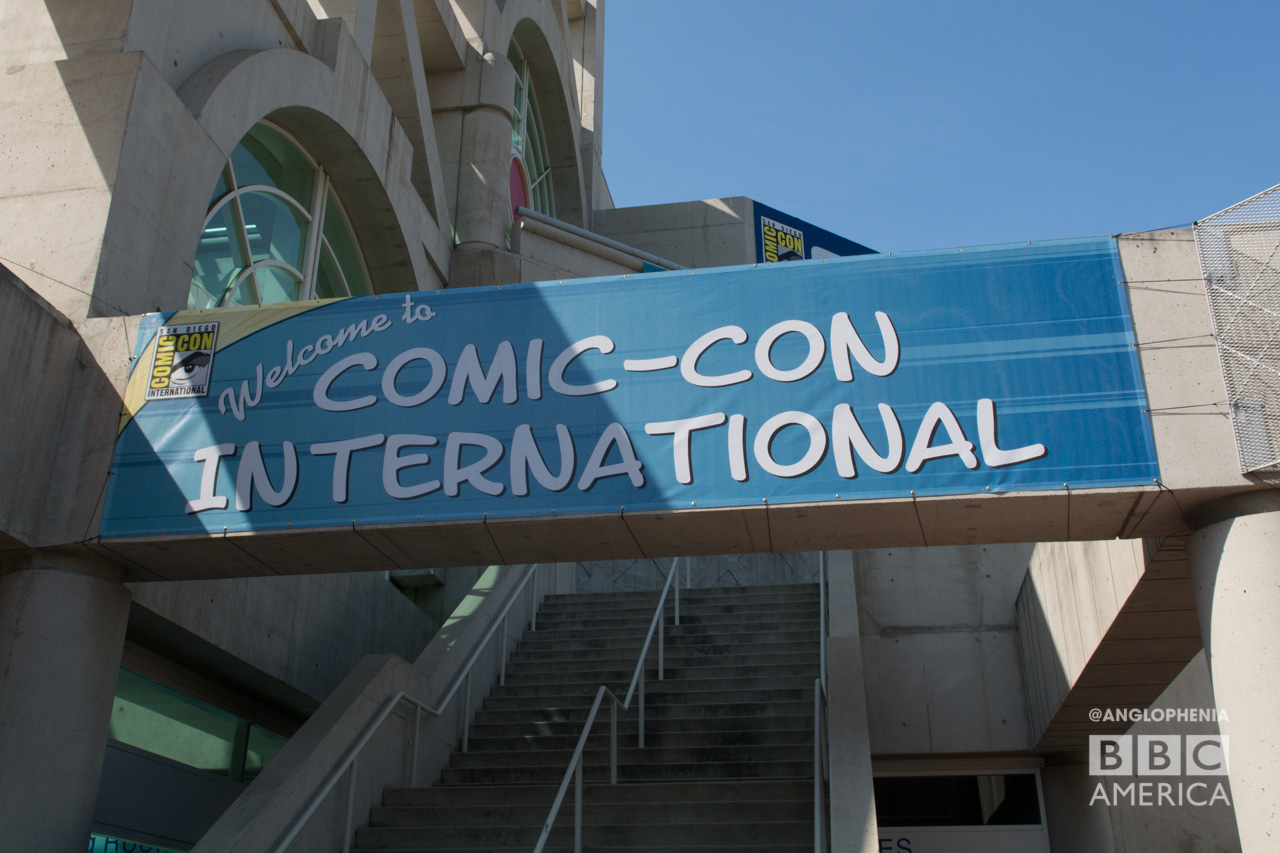 Welcome to San Diego Comic-Con (Photo: David Gustav Anderson)