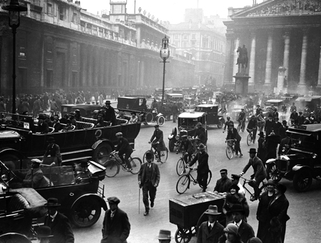 1926, Bank of England