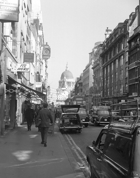 FLEET STREET 1969