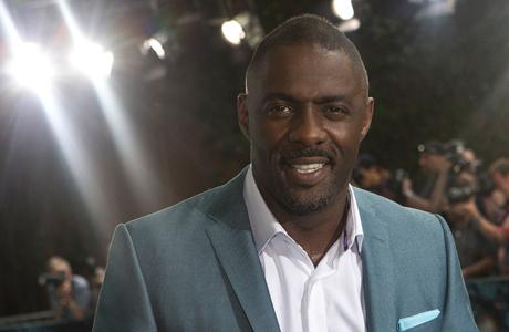 Idris Elba at the London premiere of 'Pacific Rim' (Photo: Joel Ryan/Invision/AP)