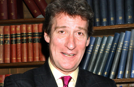 A pre-beard Jeremy Paxman back in 2002. (Press Association via AP Images)