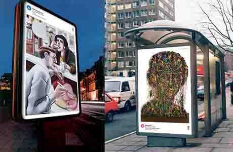 The Art Everywhere Project covers U.K. (Art is Everywhere HP)