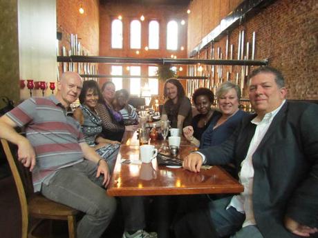A meet up at Hearsay Lounge. (Meetup Photos)