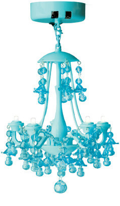 You can find locker chandeliers at ShopLockrs.com.