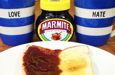 Marmite advert results in 100s of complaints. (Marmite)