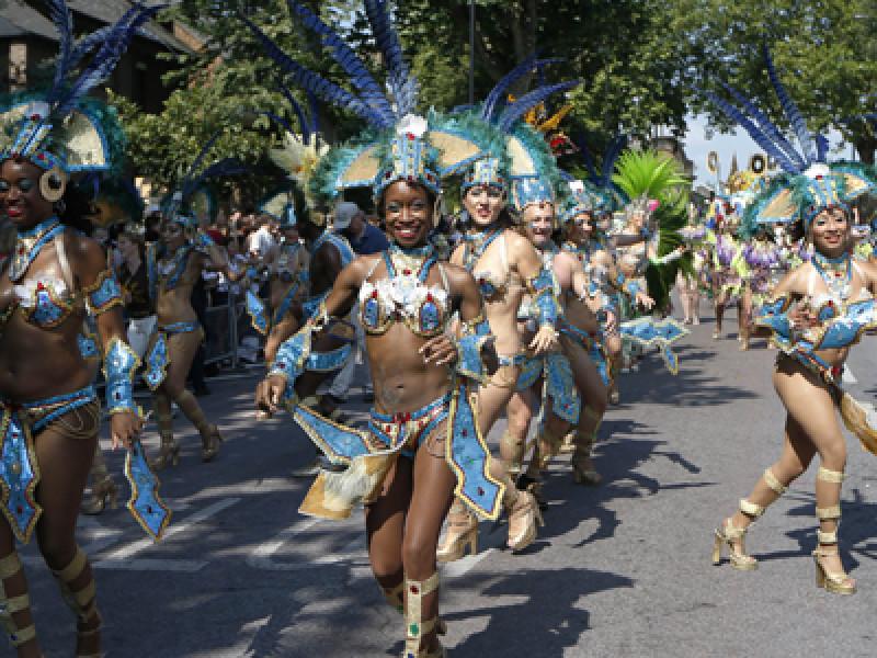 Britain Notting Hill Carnival