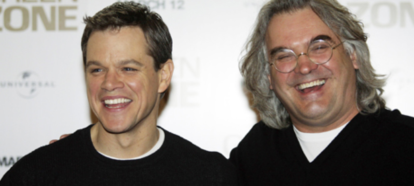 Matt Damon, Paul Greengrass