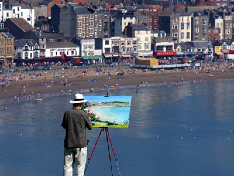 Scarborough voted most enterprising place in Europe