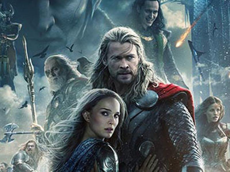 Thor Sequel, Poster
