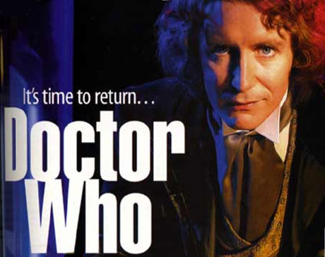 Radio Times announces the Eighth Doctor (1996)