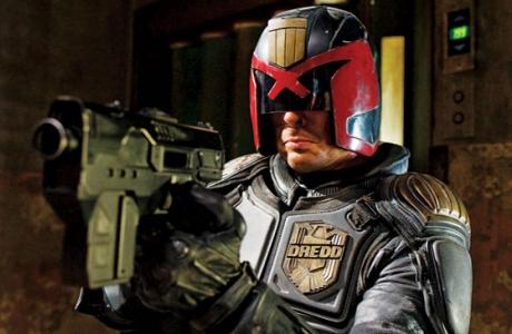 Karl Urban in 'Dredd' (Photo: Lionsgate)