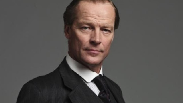 Iain Glen in 'Downton Abbey'