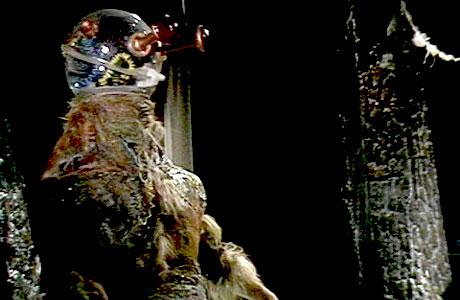 Morbius, in 'The Brain of Morbius'