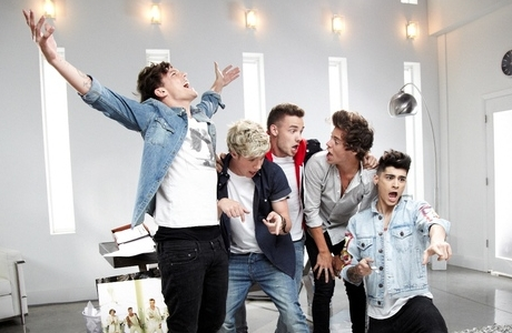 One direction accused of plagiarizing the who but not by the who one direction in best song ever stopboris Gallery