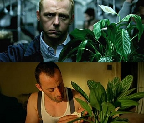'Hot Fuzz' and 'Leon: The Professional'
