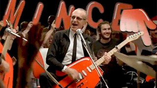 Status Quo's mince commercial