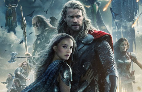 'Thor: The Dark World'